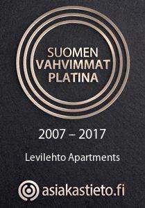 suomen vahvimmat Levilehto Apartments